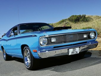 1972 Plymouth Duster review