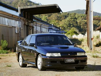 1991 HSV VN SS Group A (Tooheys Group A)