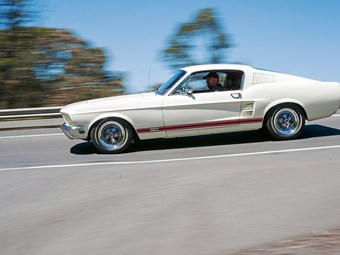 1967 Mustang GTA Fastback review: Past Blast