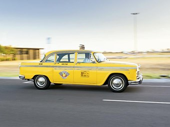Video: Checker Cabs (A11/A12 Marathon 1958-82)