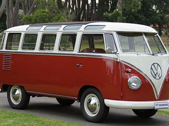 VW Kombi sells for a record $202,000 at Shannons Melb auction