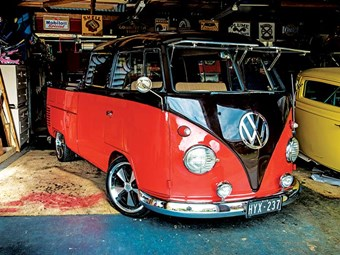 1963 Volkswagen Kombi: Reader ride