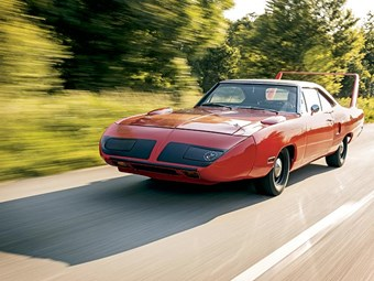 Plymouth Superbird review