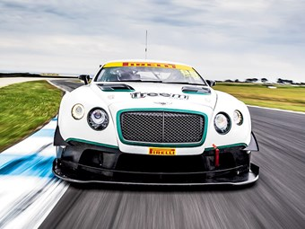 Gallery: Bentley Flying B Continental GT3