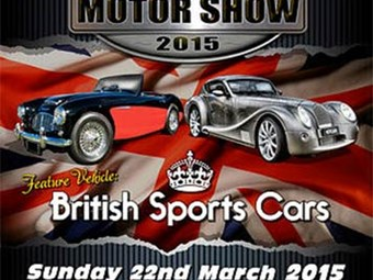 Events: Devonport Motor Show 2015