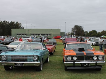 Gallery: Isabella and Marcus Fund Classic Car Day 2015