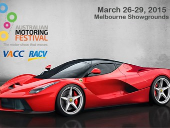 Events: Australian Motoring Festival 2015