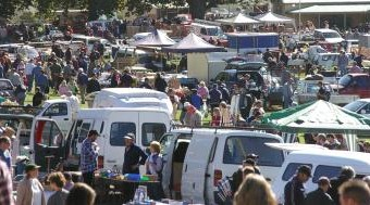 Events: Castlemaine swap meet 2015