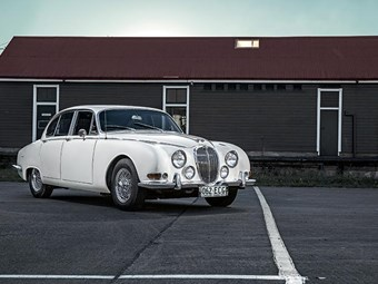 Jaguar S Type 1963-68 review