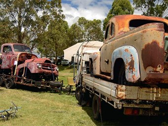 Events: Darling Downs swap meet