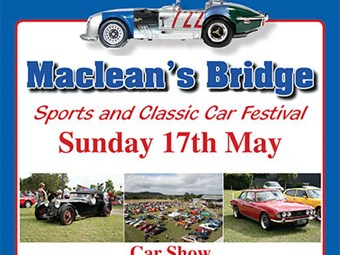 Events: Maclean's Bridge Sports and Classic Car Festival