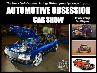 Events: Automotive Obsession Car Show 2015