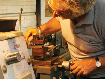 In the shed: Do you really need a lathe?