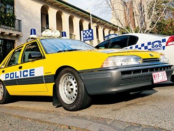 Holden Commodore VL Turbo: Smart Classics