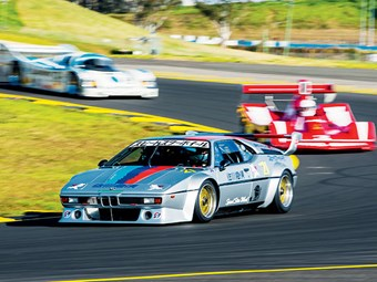 Video: Sydney Retro Speedfest 2015