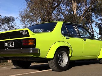 Video: 1974 Torana L34 Reader Resto