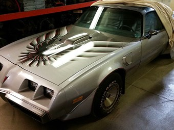 Near-New Pontiac Trans Am Barn Find