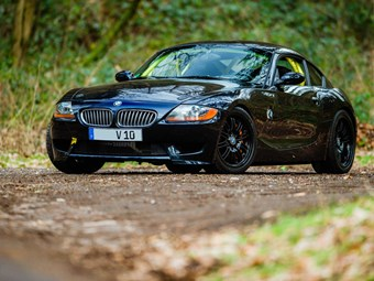 BMW Z4 one-off gets V10 Viper power