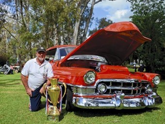 2016 Euroa Show and Shine backed by Shannons