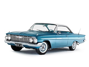 Chevrolet Impala Sport Coupe 1961 - Buyer's Guide