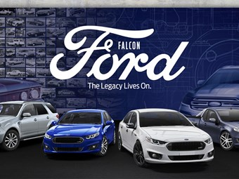 Last Aussie Ford Falcons up for auction