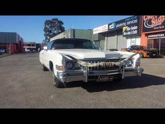 Friday folly – 1973 Cadillac Eldorado