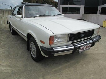 Sunday search - 1978 Ford Cortina Ghia