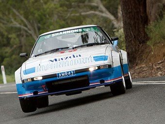 Star cars & drivers for Adelaide Motorsport Festival