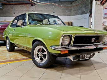Holden FJ dual-cab, Ford Talladega, Torana GTR auction preview