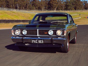 Ford Falcon XR-XY GT, GT-HO market review