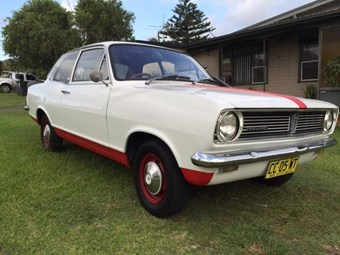 Torana HB classic runabout – today's tempter