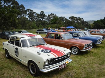 Melbourne Datsun Day 2016 gallery