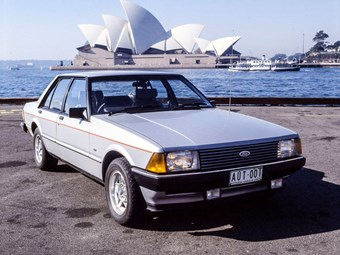 Ford Falcon XD-XE V8/ESP – market review