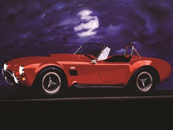 Cobra and GT40 Replicas 1996-2008 – market review