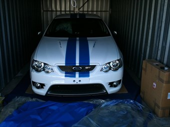 Ford Falcon BF Cobra – today's tempter