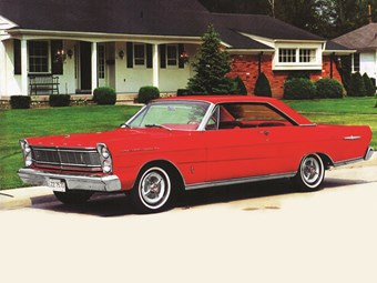 Ford Galaxie/Thunderbird 1958-72 - market review