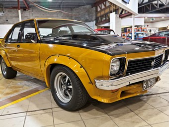 Torana headlines Lloyds Classic, Muscle & Barn Finds Auto Auction