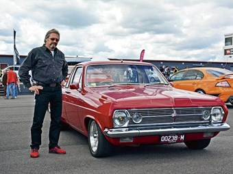 Holden HR Premier Reader Ride