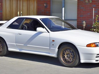 1994 Nissan Skyline GT-R V-SPEC II — Today's Tempter