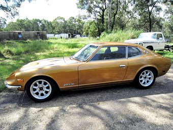 Datsun 260Z 2+2 - today's tempter