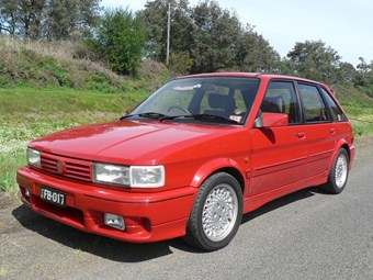 1989 MG Maestro Turbo — today's tempter