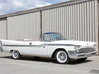1959 Chrysler Windsor review - Fantastic Fins part 7/10