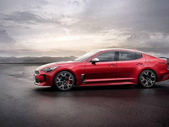 Stinger GT looks for local traction