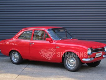 1970 Ford Escort twin-cam on the block