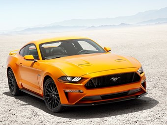Redesigned Mustang scores more power and gears