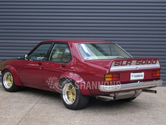 Torana A9X sedan on the block