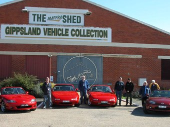 Gippsland Vehicle Collection - Club Tales