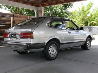 1979 Honda Accord - today's tempter