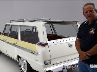 Video: 1963 Studebaker Wagonaire