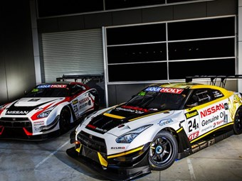 Video: Nissan mechanics race the clock to fix Bathurst GT-R
